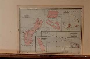 1897 Map of Guam