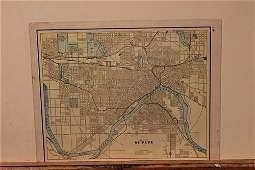 1891 Map of St.Paul