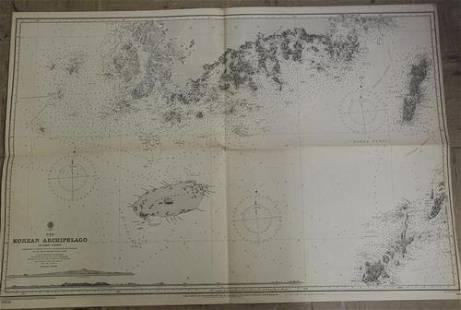 Korea Korean Archipelago Southern Portion