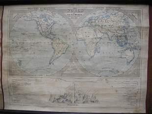 World by M. F. Maury LL.D.