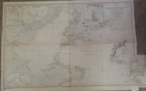China - East Coast Gulfs of Pe Chili & Liau Tung