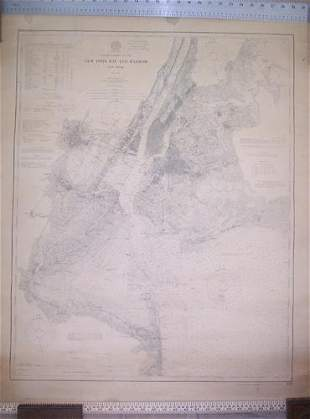 New York Bay and Harbor