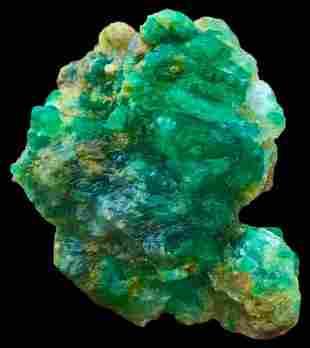 236 Carats World Rare Damage Free Lush Green Emerald