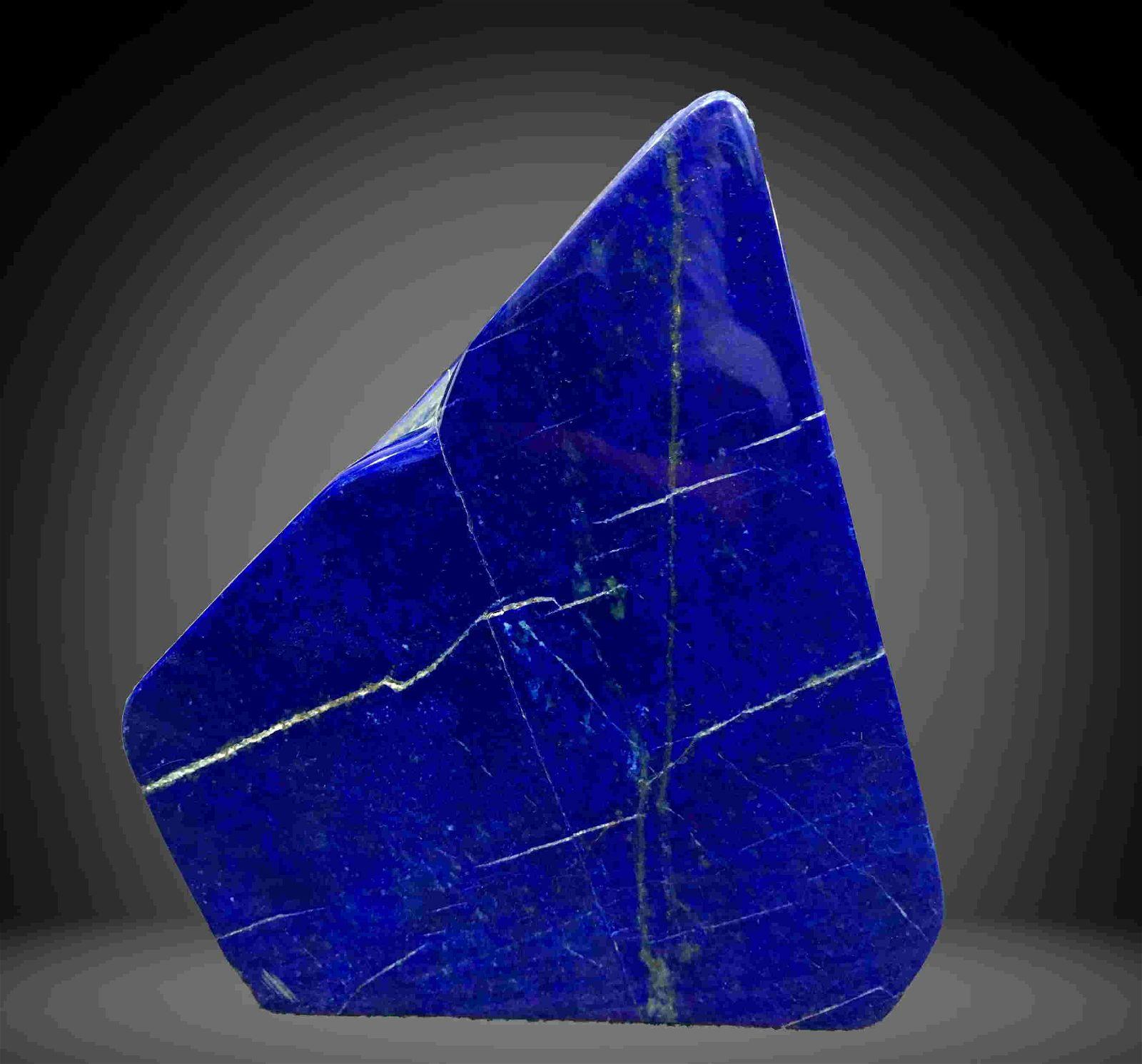 AAA Quality 1.2 Kg Vintage,Royal Blue Lapis Lazuli