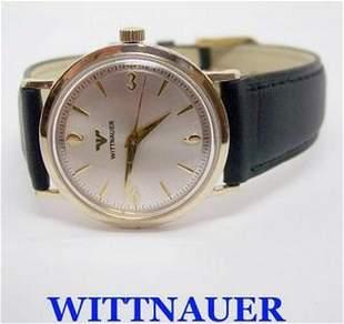 Vintage 10k Goldfilled WITTNAUER Unisex Wind Watch