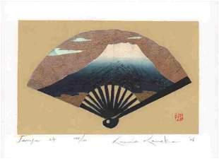 KUNIO KANEKO (b. 1949) - SENSU 24