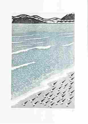 RAY MORIMURA (b. 1948) - SHICHIRIGAHAMA