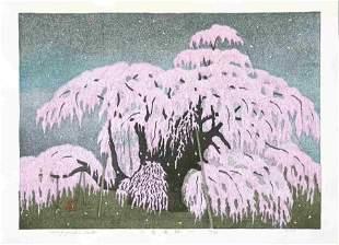 KAZUYUKI OHTSU (b. 1935) - MIHARU TAKIZAKURA (2)