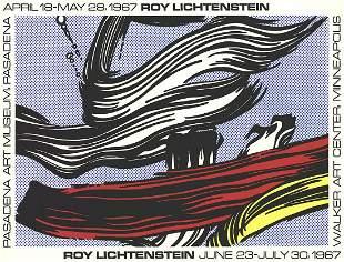 Roy Lichtenstein: Brushstrokes at Pasadena Art Museum
