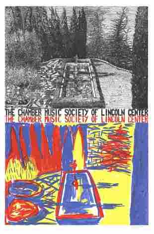 Jennifer Bartlett: Chamber Music of Lincoln Center