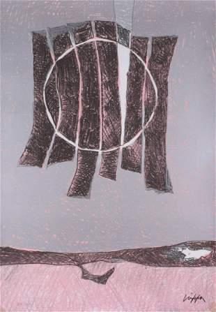 Roberto Crippa: Conceptual Landscape