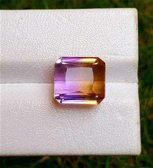 Beautiful Natural Ametrine Gemstone - 13 Carats -