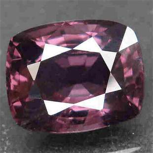 natural rich pink purple spinel-3,11 ct 1,2