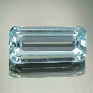 1.50 CTS NATURAL ZIRCON OCTAGON SHAPE GOOD LUSTER LOOSE