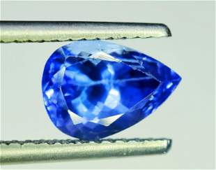 Tanzanite, 3.15 CT Top Quality Natural blue Tanzanite