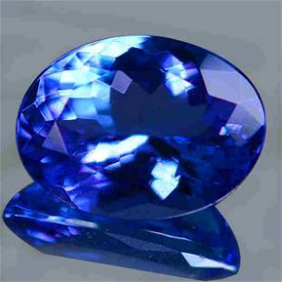 4.90 Cts GIA Certified Natutral Tanzanite