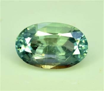 Aquamarine Natural Gemstone from Pakistan - 3.70 Crt -