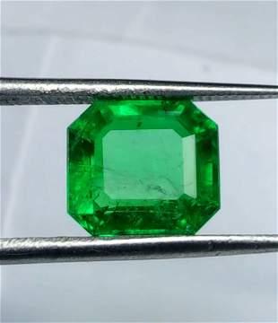 AA Quality Natural Emerald - 2.61 Carats -