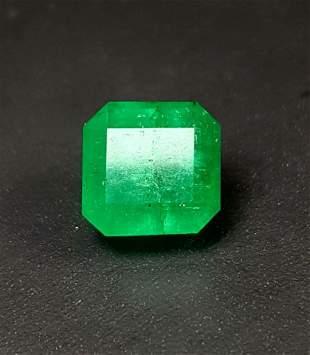 2.5 Carats - Makani Mine - Natural Emerald - Minor Oil