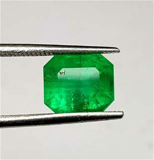 Best Quality Natural Emerald Natural Luster - 2.80