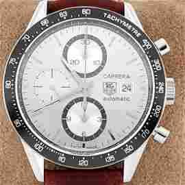 TAG Heuer - Carrera Chronograph - Ref: CV2011 - Men -