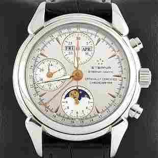Eterna-Matic - Full Calender Chronograph - Ref: 8515.41