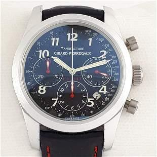 Girard-Perregaux - Ferrari Carbon Aluminium Chronograph