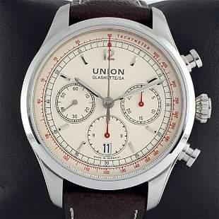 Union Glashütte - Belisar Chronograph - Ref: D009.427 A