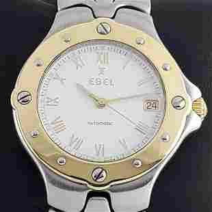 Ebel - Sportwave - Ref: E6120631 - Men - 2000-2010