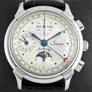 Sinn - Full Calender Chronograph - Ref: 6016-1286 - Men