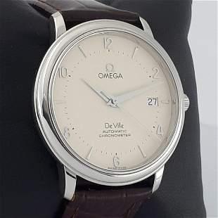 Omega - De Ville Automatic Chronometer - Ref: 168.1055