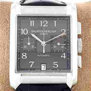 Baume & Mercier - Hampton XL Chronograph - Ref: 65698 -