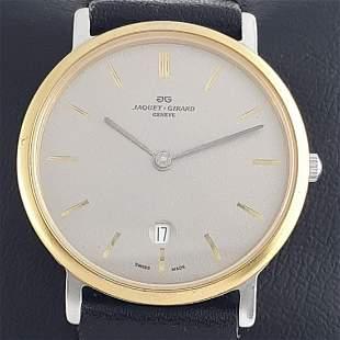 Jaquet Girard - Classical Dress watch - Ref: 0212 800 -