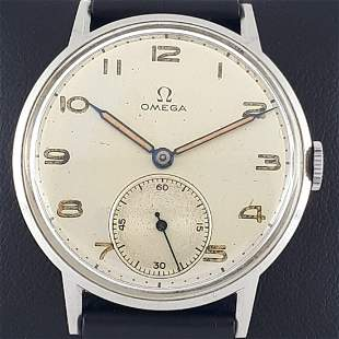 Omega - Vintage Small Second - Ref: 10044245 - Men -