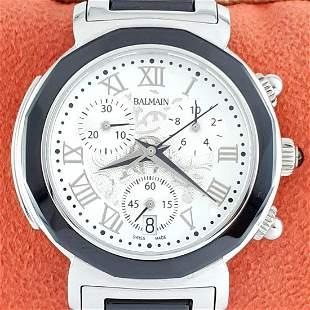 Balmain - Chronograph - Ref:6897 - Women - 2011-present