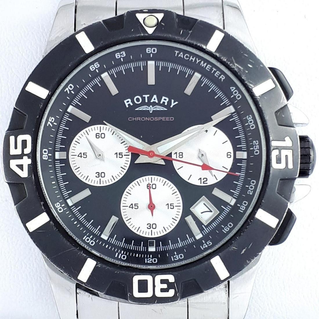 Rotary - Chronospeed - Men - 2011-present