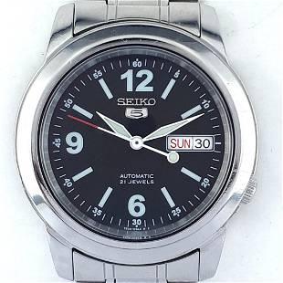 Seiko - Seiko 5 Transparent - Day-Date - Ref:7S26C -