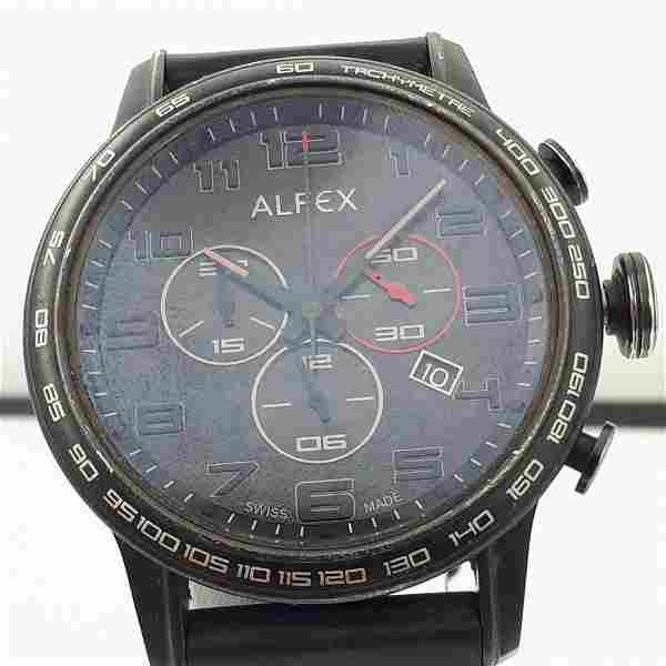 ALFEX - Chronograph - Ref:5672 - Men - 2011-present