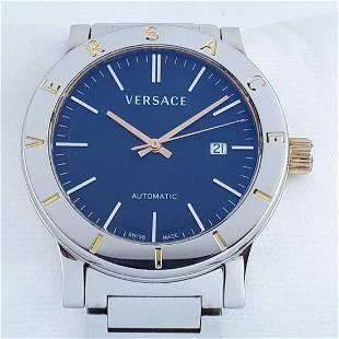 Versace - Automatic - Transparent - Ref:K83 0383 - Men