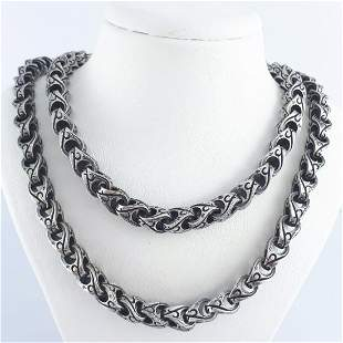 925 Sterling Silver - Necklace