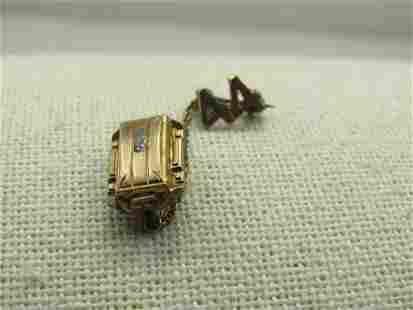 Vintage 10it G.F. Class Pin, 44 on Chain