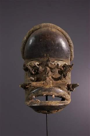 Guéré/Bété wood mask - Ivory Coast - African Art Tribal
