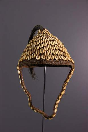 Bwami Mukaba's Lega Hairstyle - DRC Congo - African Art