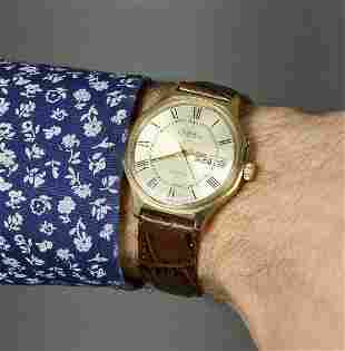 Slava Vintage Men Wrist Watch / Vintage Russian