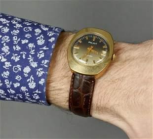 Vintage Watch Poljot, Wrist Watch For Men, Mechanical