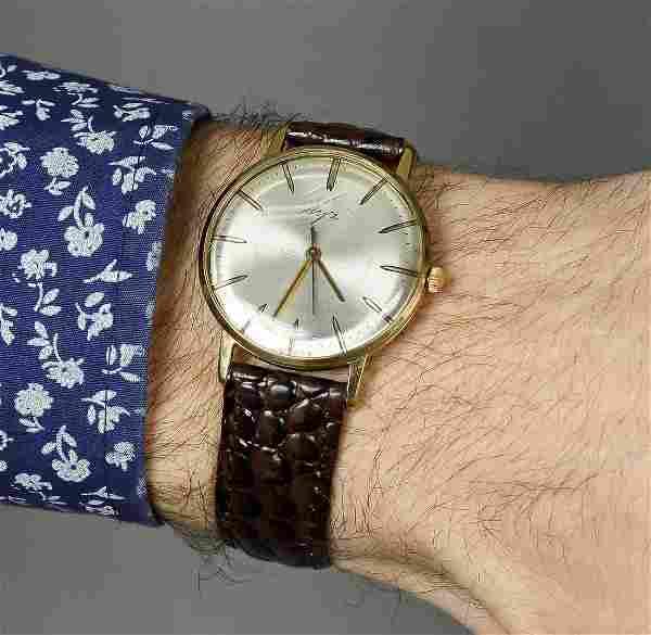 Luch watches vintage men wrist watch russian antique