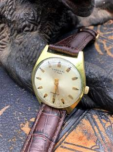 Cardinal Vintage Men Wrist Watch/ Vintage Russian