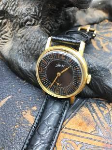 Zim Vintage Men Wrist Watch/ Vintage Russian Mechanical
