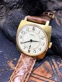 Pobeda Vintage Men Wrist Watch / Collectible Vintage
