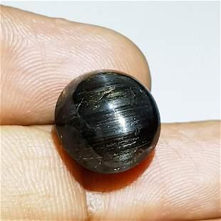 11.10 ct Natural Rare Golden Eye (scapolite)